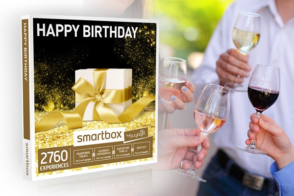 Happy Birthday Experience Box