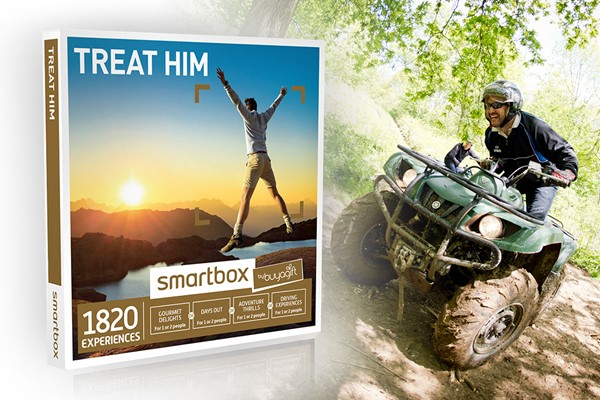 Treat Him - Smartbox by Buyagift