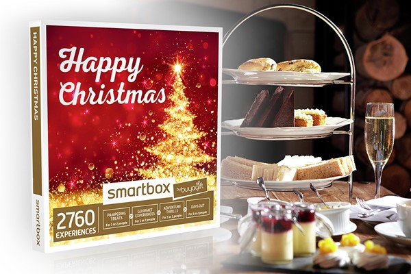 Happy Christmas - Smartbox by Buyagift