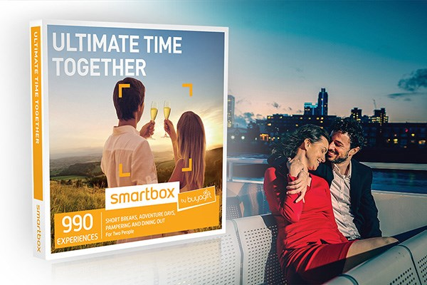 Ultimate Time Together - Smartbox by Buyagift
