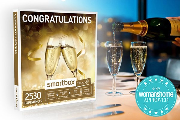 Congratulations Experience Box