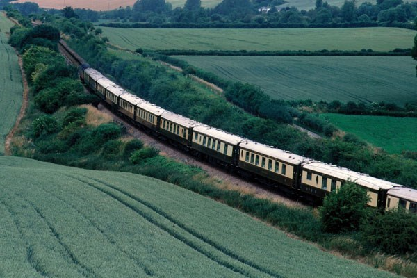 Best of Britain Day Excursion on Belmond British Pullman