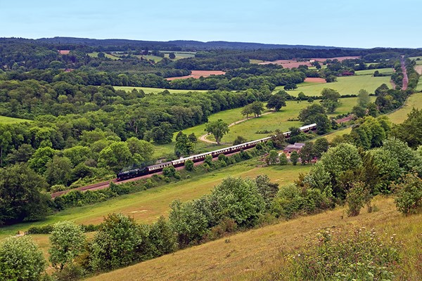 Murder Mystery Lunch on Belmond British Pullman for Two