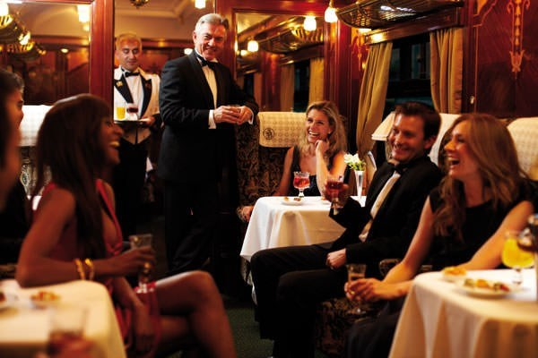 Christmas Party Ideas For Restaurant Employees : The golden age of travel on belmond british pullman