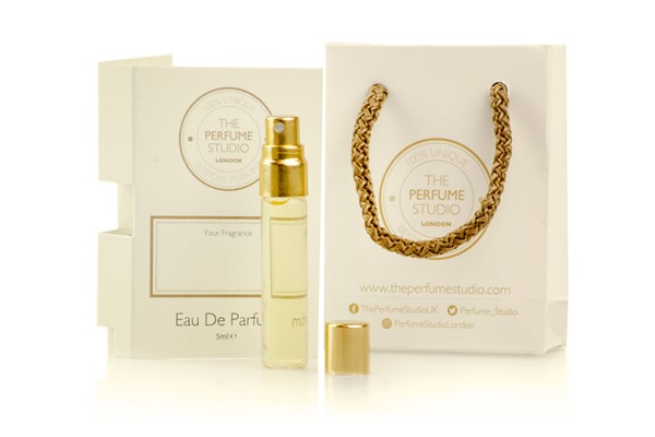 Design Your Own Perfume Gold Experience for Two