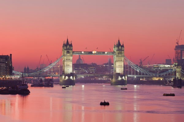 Buy Tower Bridge Exhibition and Afternoon Tea for Two