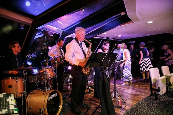 Thames Jazz Cruise with Three Course Dinner and Bubbles