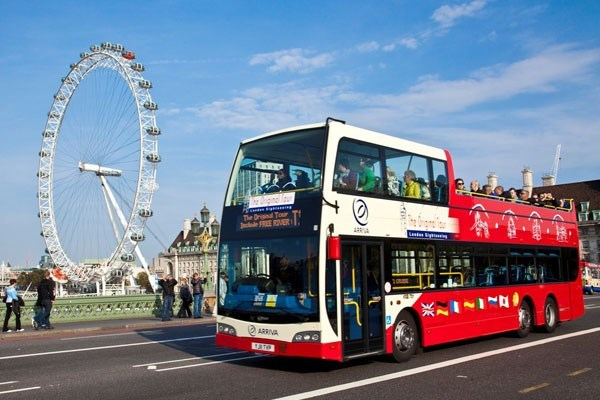 The Original London Sightseeing Family Tour