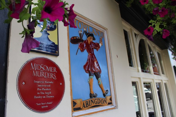 Midsomer Murders Bus Tour for Two
