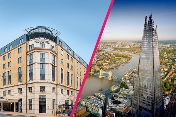 Thames Cruise and Shard Tickets