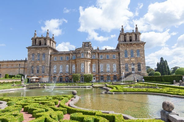 Blenheim Palace, Downton Abbey Village & The Cotswolds Tour For Two