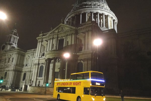 See London By Night Tour for Two