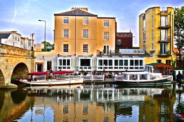Oxford Dining Cruise For Two