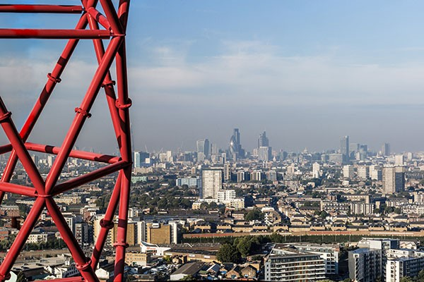 Buy The ArcelorMittal Orbit View for Two Special Offer
