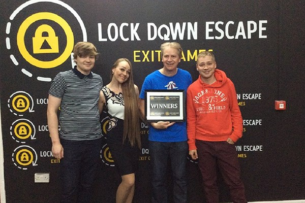 Death Row Escape Room Warrington