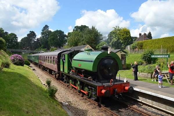 Spa Valley Railway Ticket for Two Adults – Kids Go Free