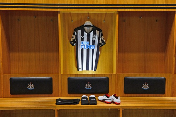 Tour of Newcastle United St James' Park for Two Adults and Two Children