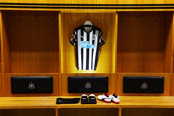 Newcastle United Football Club St James' Park Tour For Two Adults And Two Children