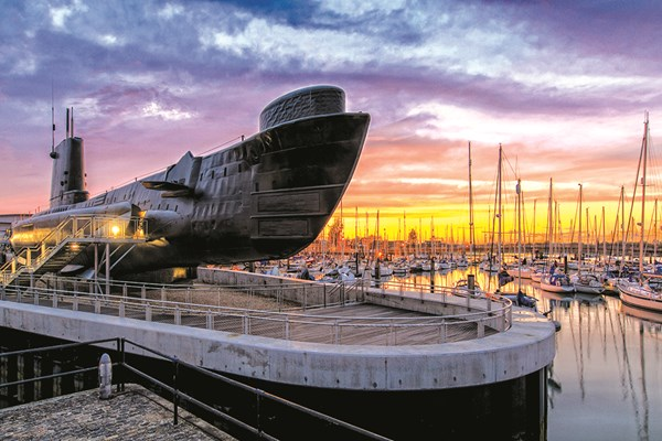 Portsmouth Historic Dockyard Annual Pass for Two - Peak