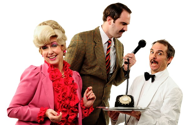 Faulty Towers The Dining Experience for Two Special Offer