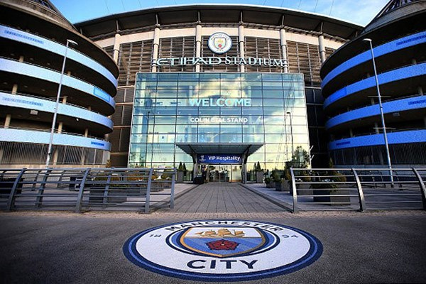 Adult Tour of Manchester City Stadium