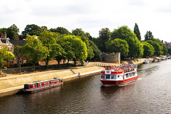 Click to view details and reviews for York River Cruise With Afternoon Tea For Two.