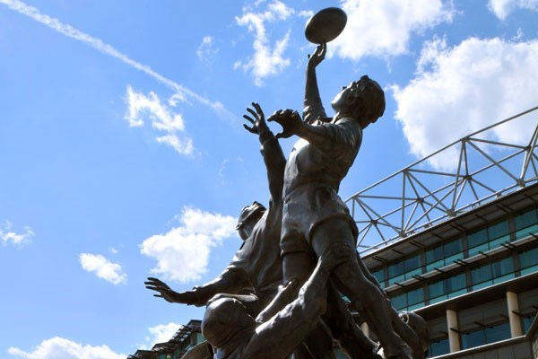 Family Tour Of Twickenham Stadium