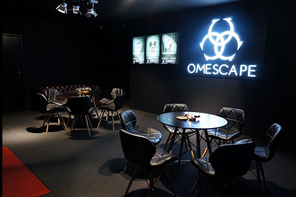 VR Escape Room for Two at Omescape Kings Cross