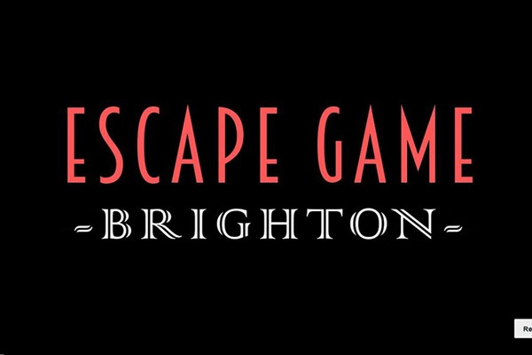 Escape Room for Four at Escape Game Brighton
