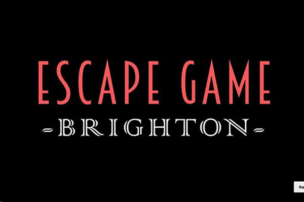 Escape Room for Two at Escape Game Brighton