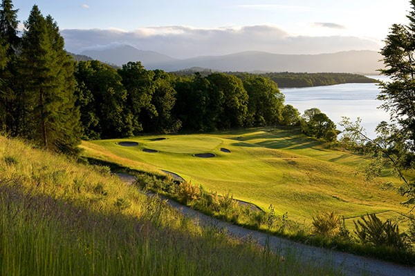 Golf Day for Two with Breakfast and Lunch at The Carrick Golf Course