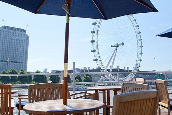 3 Course Meal With Prosecco Aboard RS Hispaniola And Sightseeing Cruise For Two