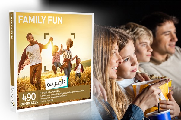 Family Fun Experience Box