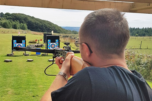Crossbow Shooting Experience For Two
