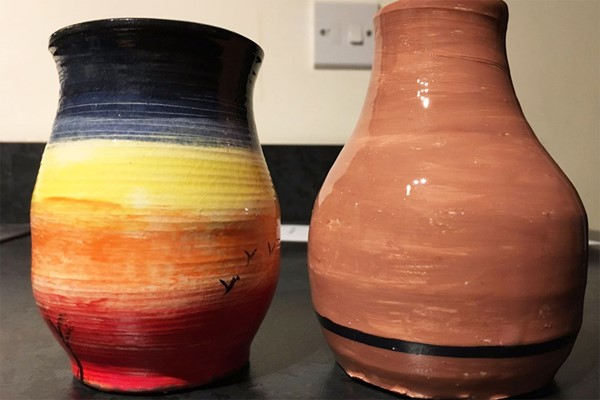 Pottery Workshop for One at Fired Art Designs
