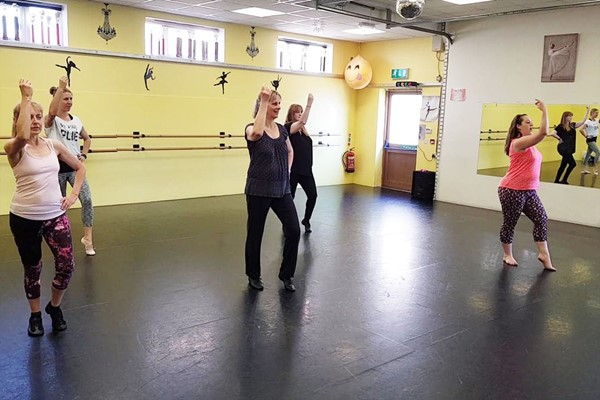 Private Dance Class for Two at Evolve School of Dance