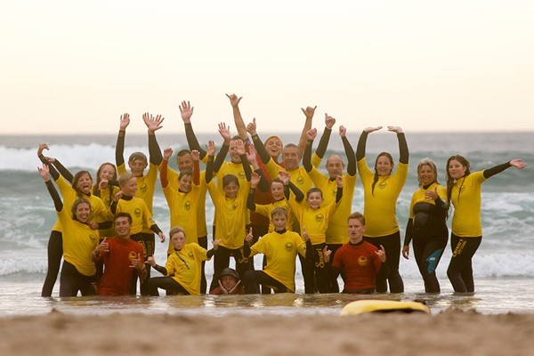 Surf Lesson For Two At Smart Surf School