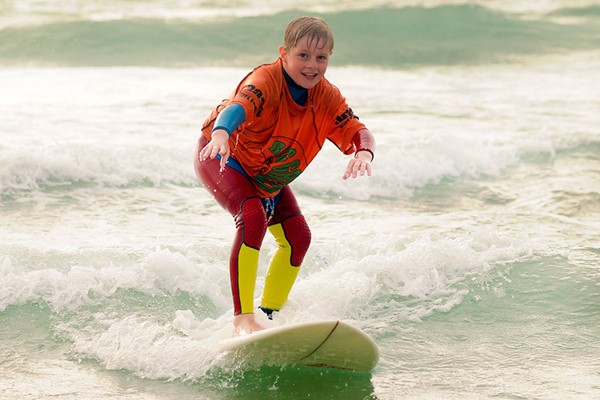 Surfing Day Out For One At Big Green Surf School