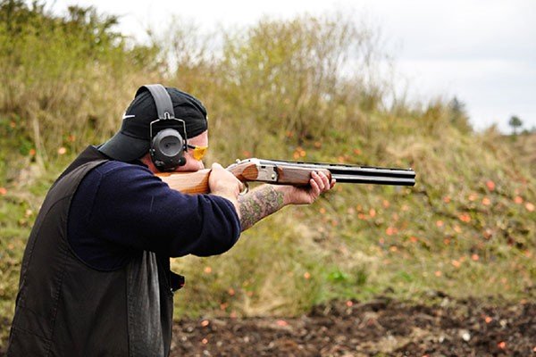 90 Minute Clay Pigeon Shooting Experience at Hunting Scotland
