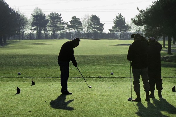 Golf Lesson With PGA Professional For One At Worldham Golf Academy