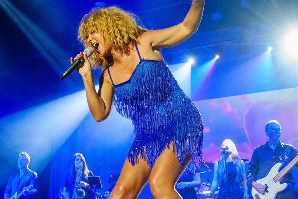 Tina Turner Tribute with Three Course Dinner for Two RS Hispaniola