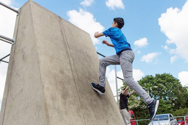 Junior Parkour Course for One at London School of Parkour