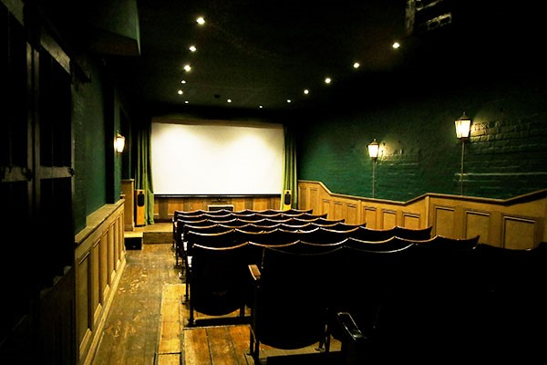 Hidden Vintage Cinema Experience with Cocktails for Two at TT Liquor