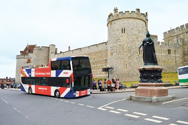 Windsor Bus Tour for Two Adults