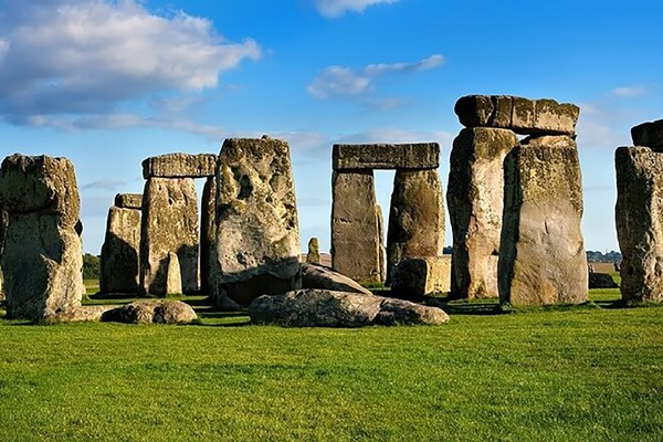 Coach Tour to Stonehenge for Two
