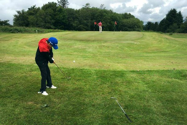 One Hour Golf Lesson For One With Nicola Stroud Golf