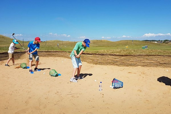 One Hour Golf Lesson For Two With Nicola Stroud Golf