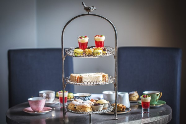 Afternoon Tea and Prosecco for Two at Gordon Ramsay's York and Albany