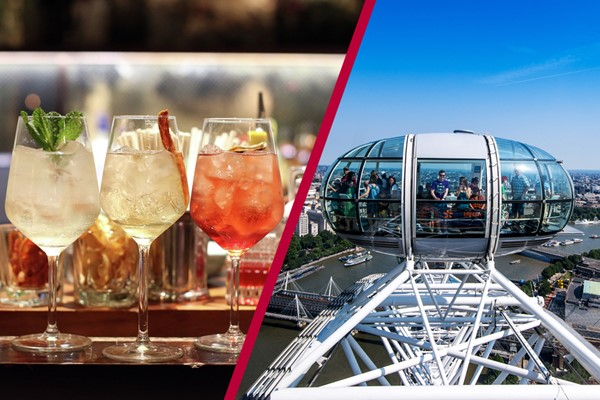 Buy Cocktail Masterclass at Gordon Ramsay's Union Street Cafe and Coca Cola London Eye