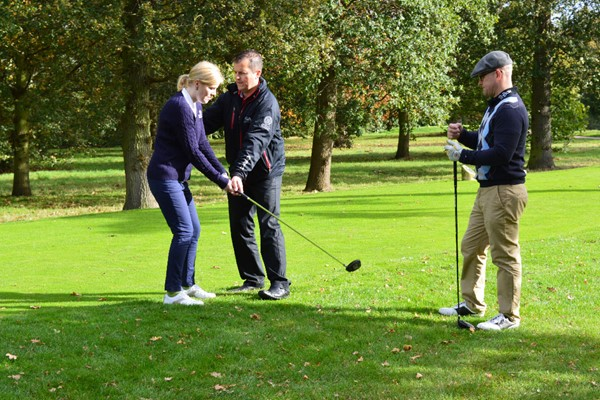 Click to view details and reviews for Nine Hole Golf Playing Lesson For Two With £5 Off Voucher Each.